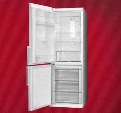 двухкамерный холодильник lg ga b 409 seqa