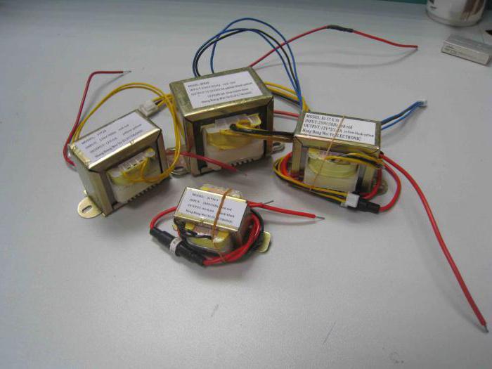 трансформатор 220 на 36 вольт