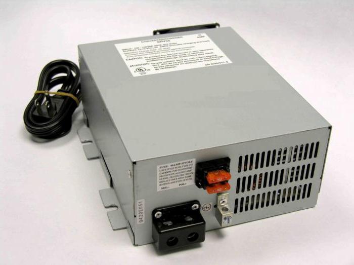 простое самодельное зарядное устройство