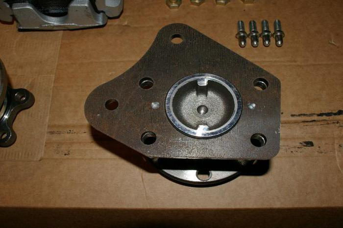 дисковые тормоза устройство