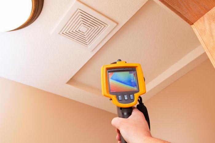строительство теплого потолка