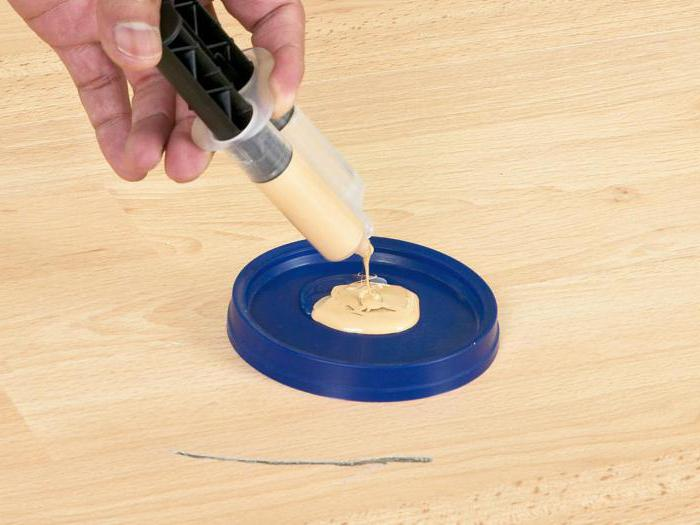 ремонт ламината как убрать царапины сколы вздутия