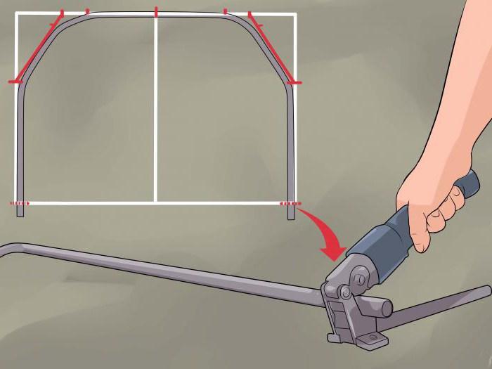 Как согнуть пластиковую трубу в домашних условиях