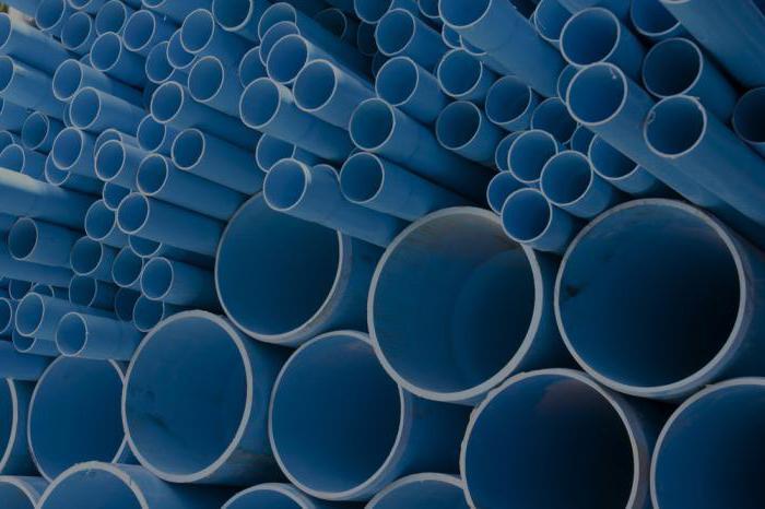трубы поливинилхлоридные пвх