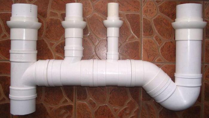 труба канализационная поливинилхлоридная