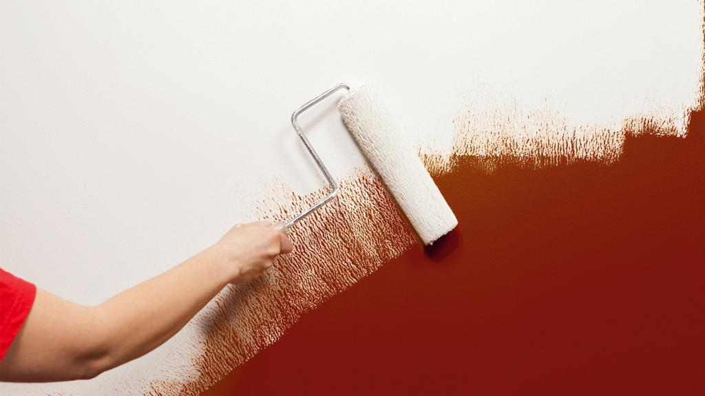 Можно ли красить виниловые обои: советы специалистов