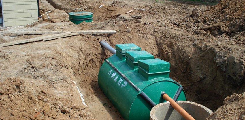 аэрационная установка для воды