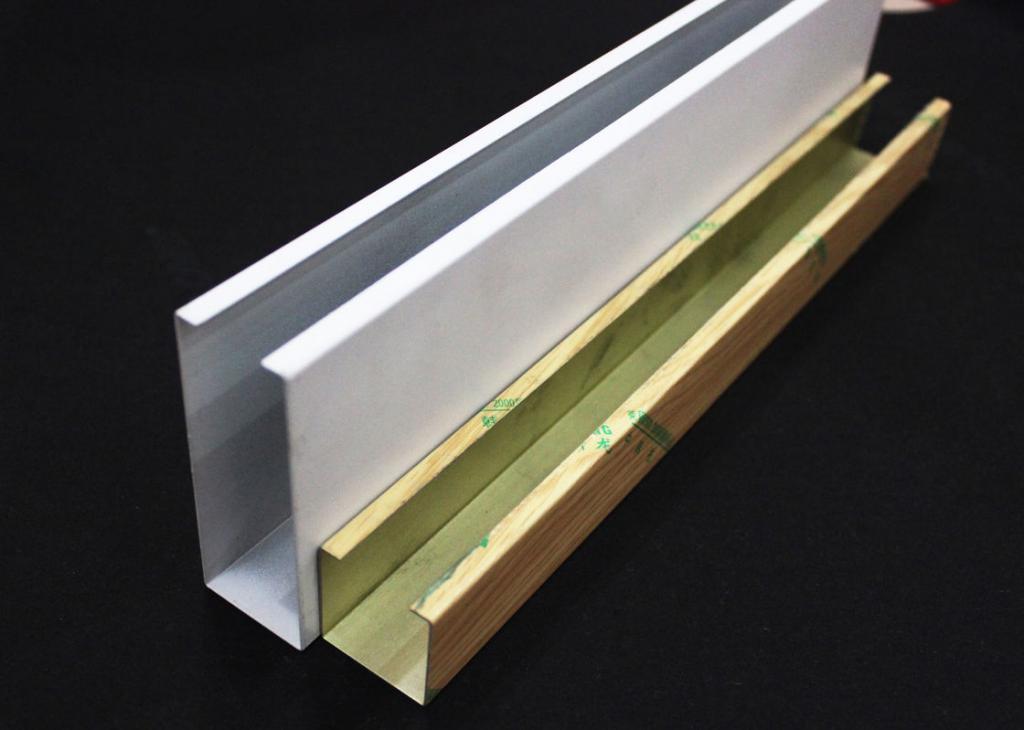 single-level plasterboard ceiling frame