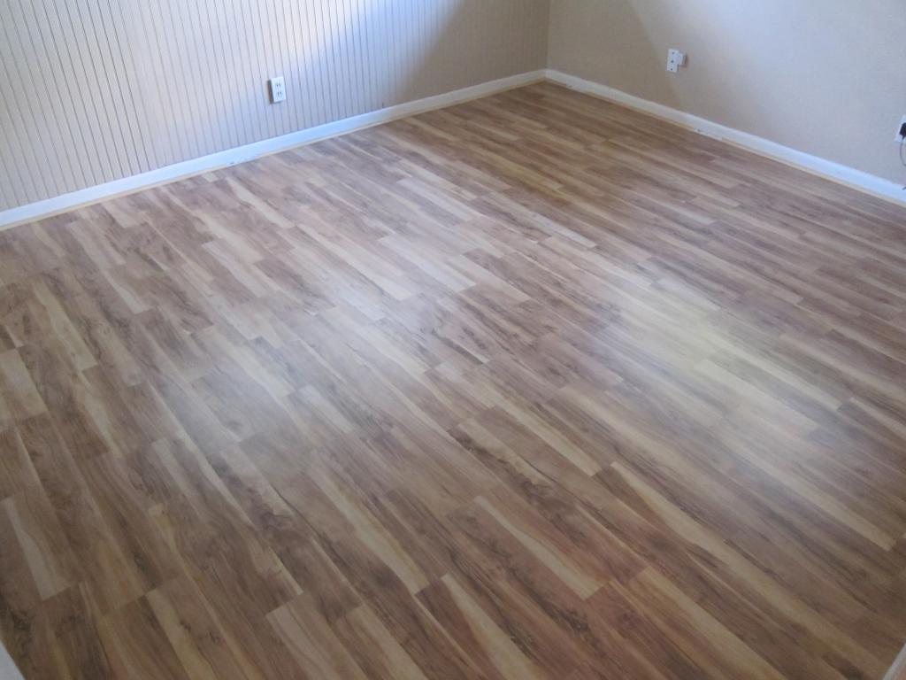 how to lay a laminate on the floor with your own hands