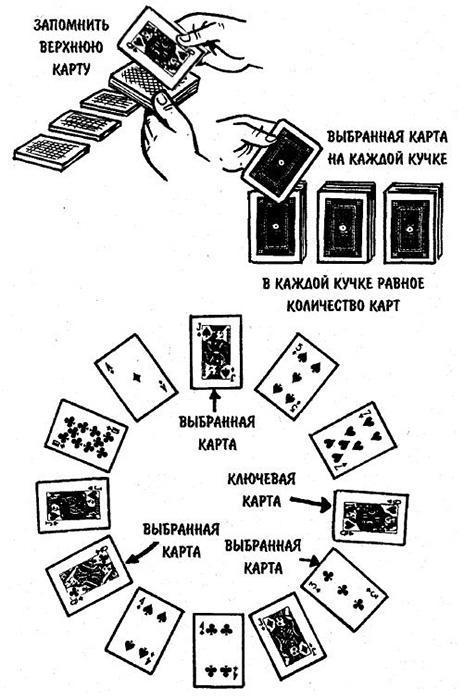 научиться фокусам с картами