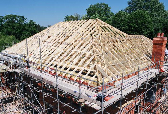 как сделать обрешетку крыши под металлочерепицу