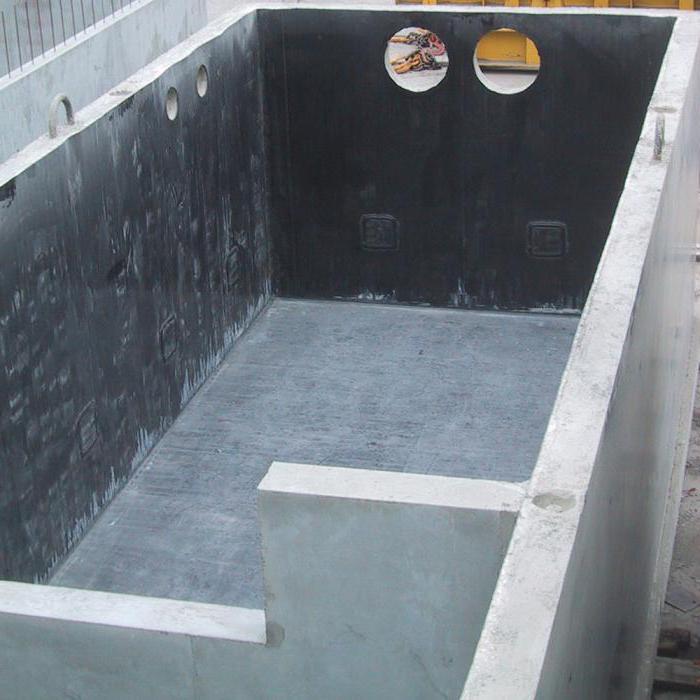 Защита бетона от разрушения на улице