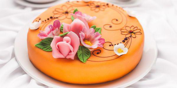 мастика для торта для обтяжки