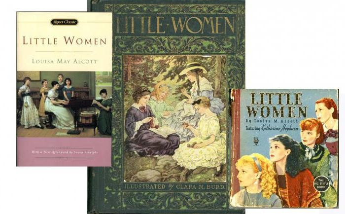 Louisa May Alcott  Biography and Works Search Texts