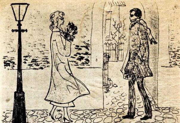 где произошло знакомство маргариты и мастера в романе булгакова