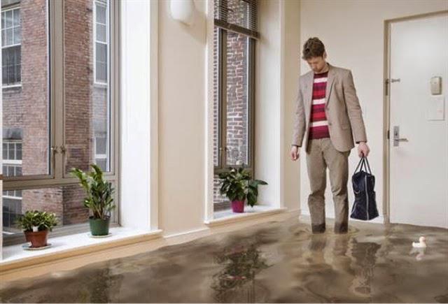 затопил соседа снизу требует деньги что делать