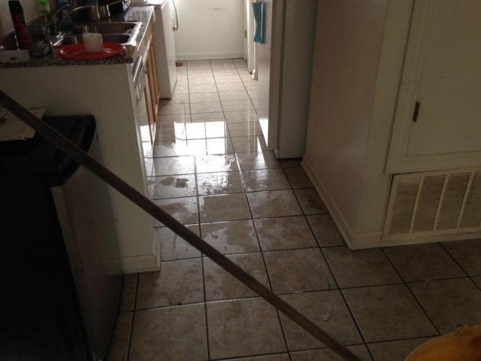 затопил соседей снизу что делать