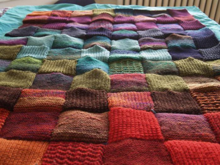 Как сделать новый свитер из старых свитеров: переделка шерстяных изделий