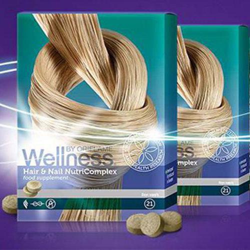 нутрикомплекс для волос и ногтей орифлейм