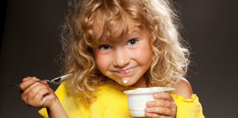 yogurt for children