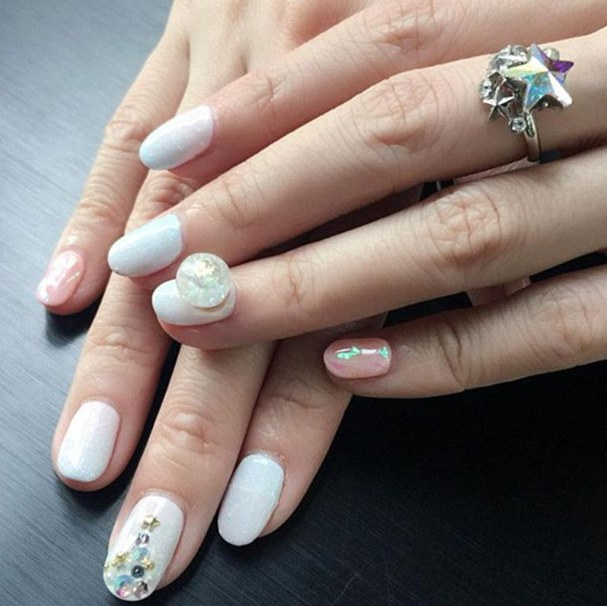 Самый прикольный дизайн ногтей: идеи и фото