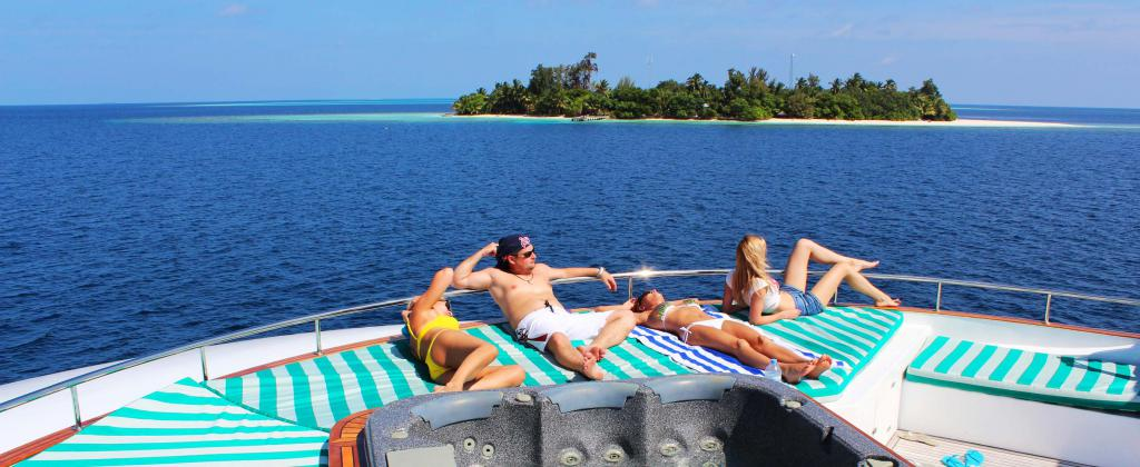 excursions in the Maldives