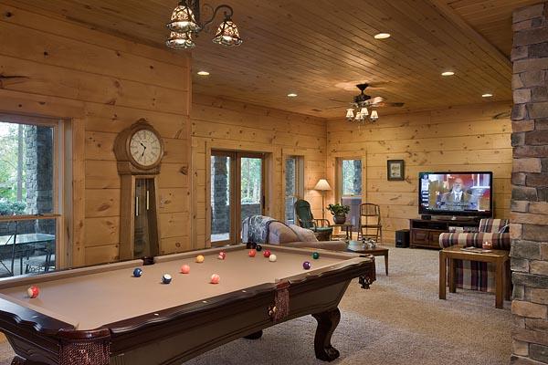 Дом в стиле современного шале