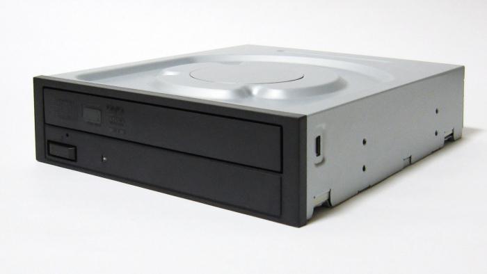 почему комп не видит дисковод