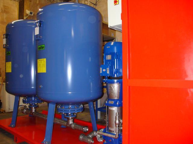 Как отрегулировать давление воды в насосной станции