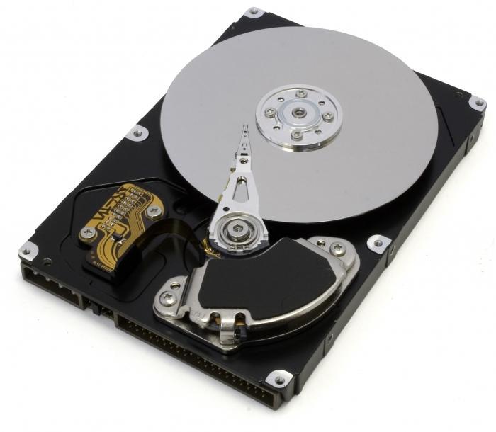 Гибридный жесткий диск что это такое
