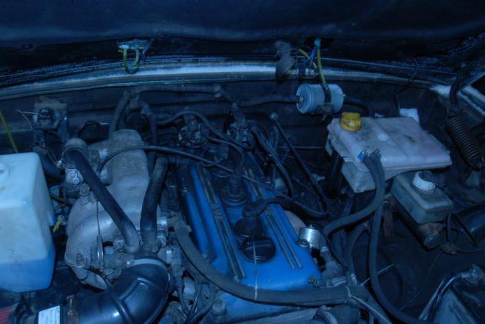 инжектор двигатель 405