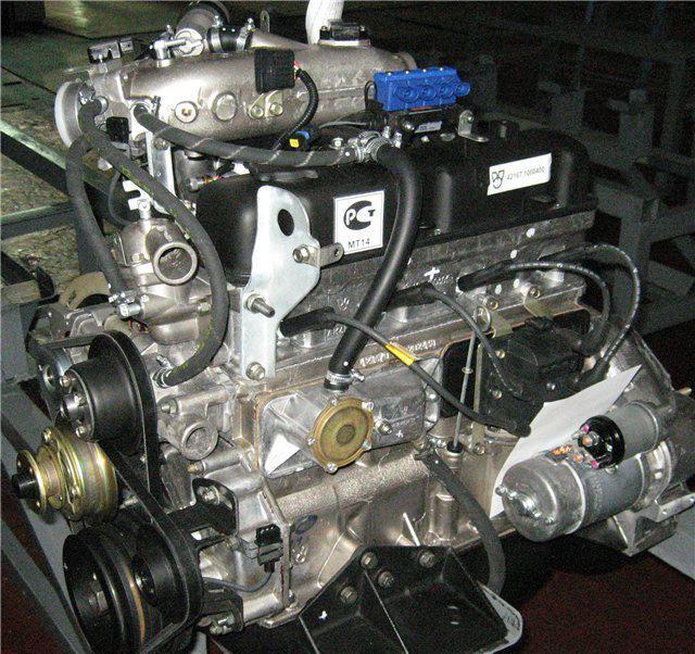 двигатель 405 газель