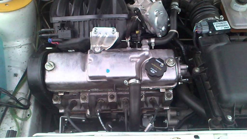 Двигатель 21112