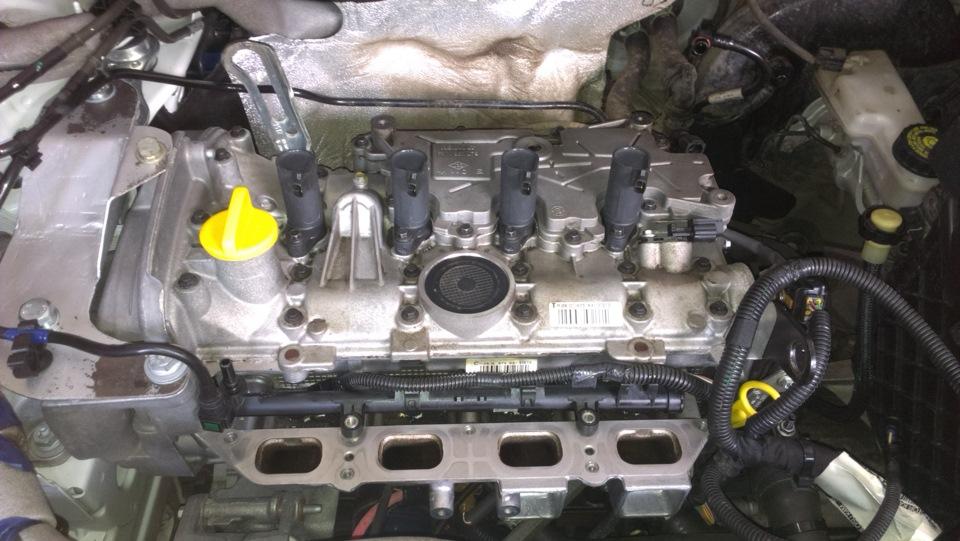 Ремонт мотора К4М