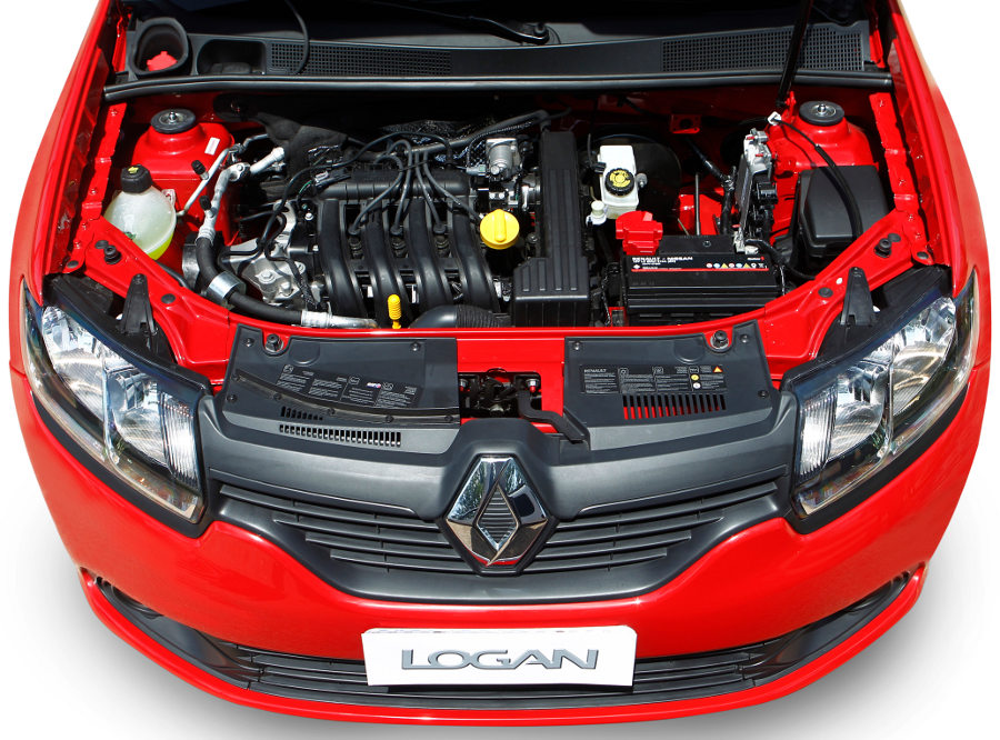 Мотор Рено Логан