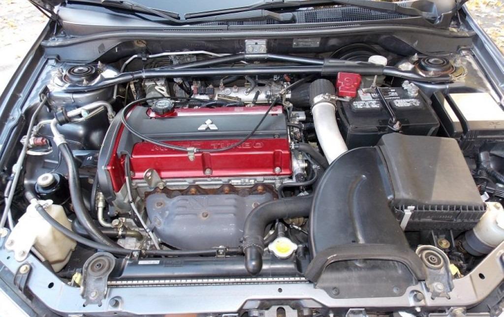 Мотор Митсубиши Лансер 9