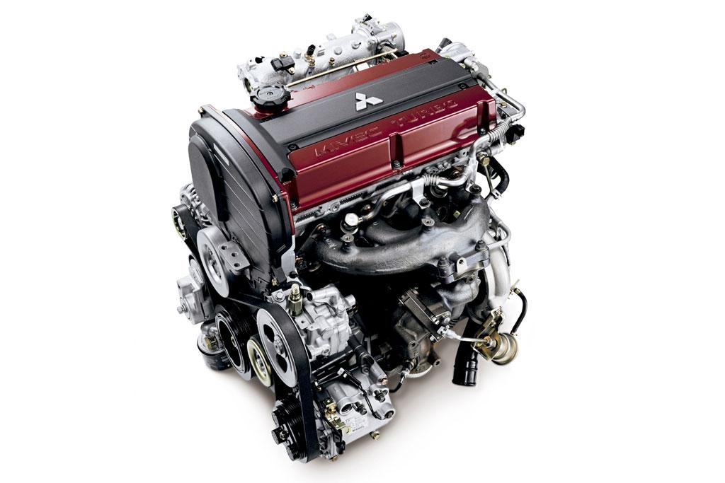 Мотор Лансер 9