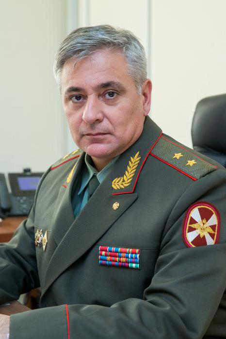 звания и погоны российской армии