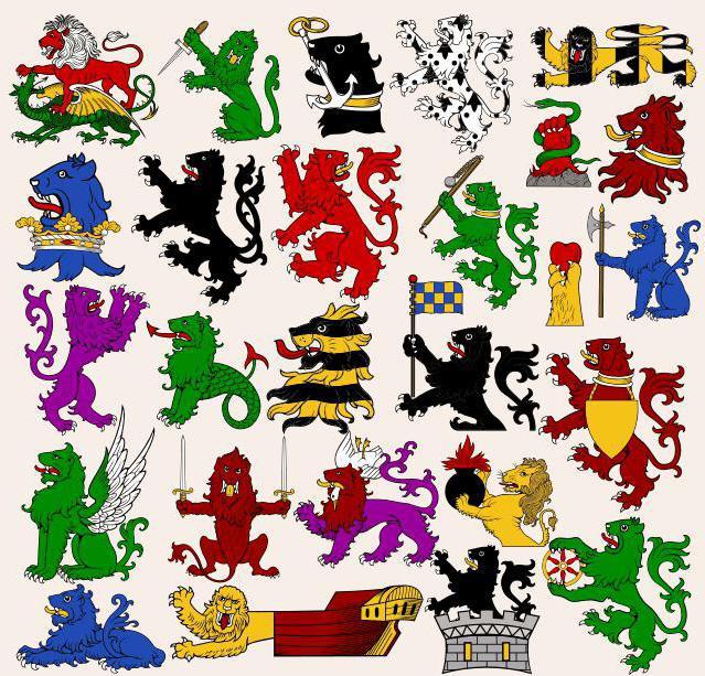 Какое животное чаще встречается на гербах европы из чего делают купюры в россии