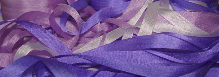 вышивка лентами ирисы мастер класс