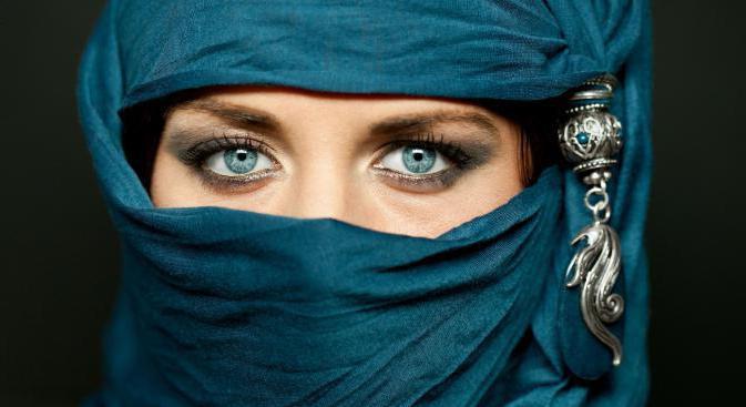 жизнь арабских женщин