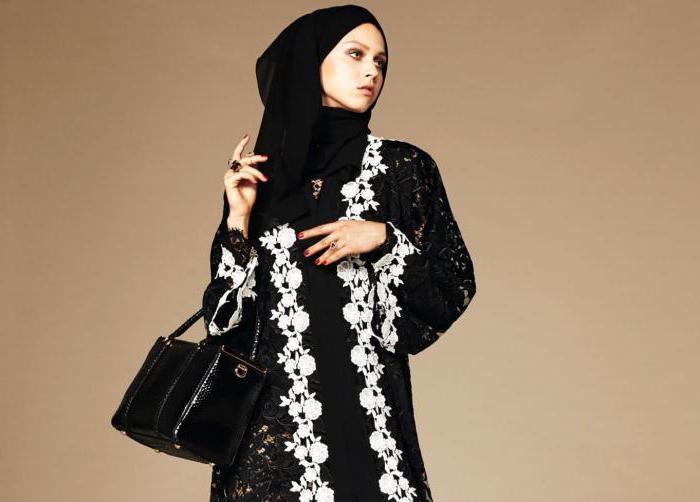 как выглядит арабская женщина