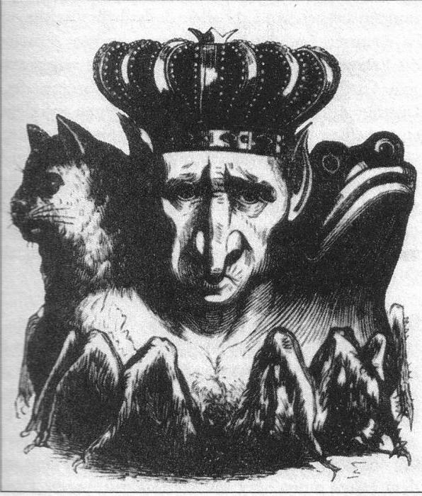 демон баал