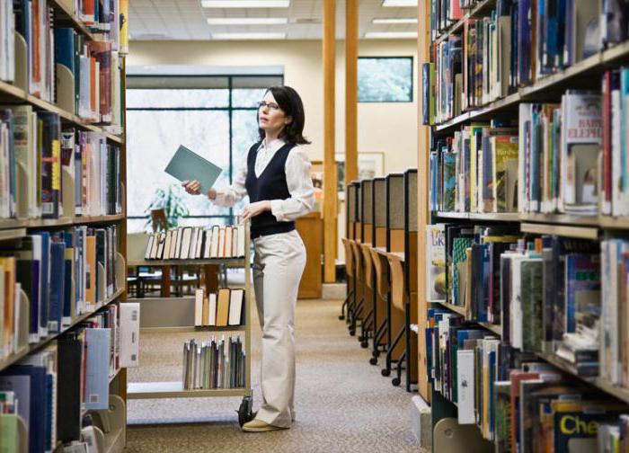 должностная инструкция библиотекаря школы