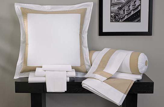стандартные размеры наволочек на подушки