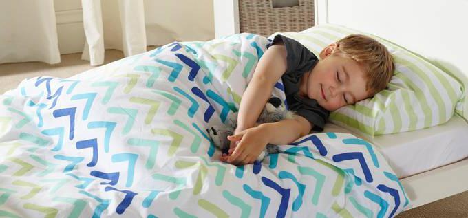 стандартный размер детской подушки