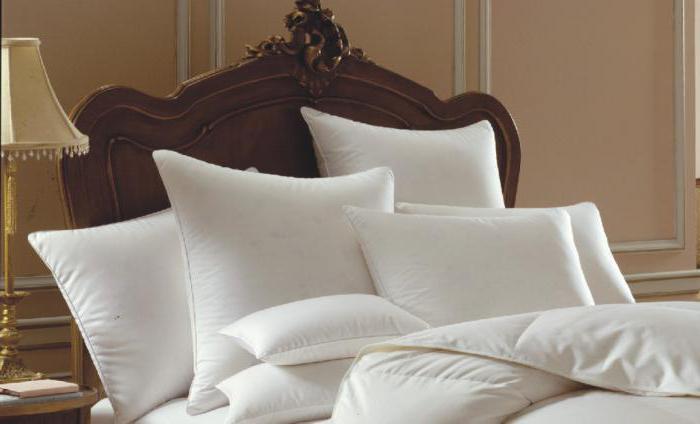 идеальный размер подушки для качественного отдыха