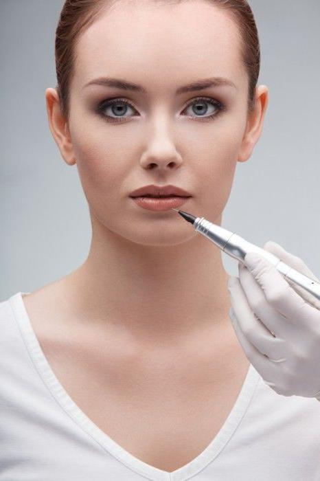 Перманентного макияжа бровей последствия 158