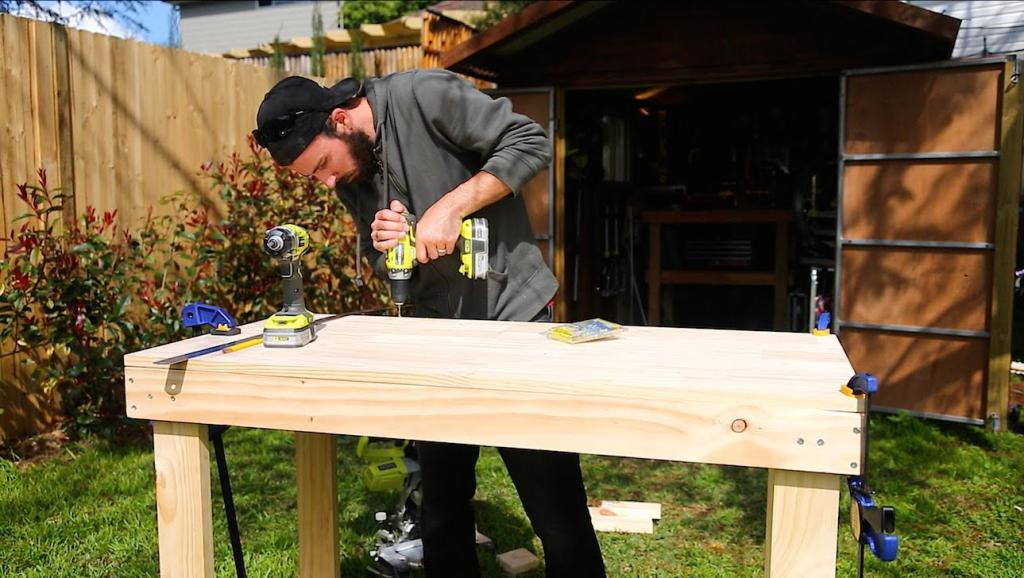 How to make a joiner's table with your own hands
