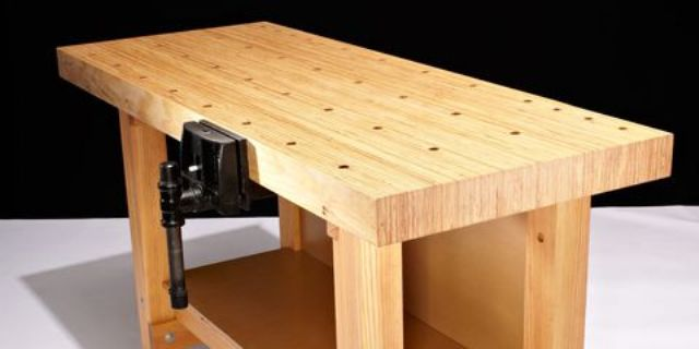 The process of making a carpentry table